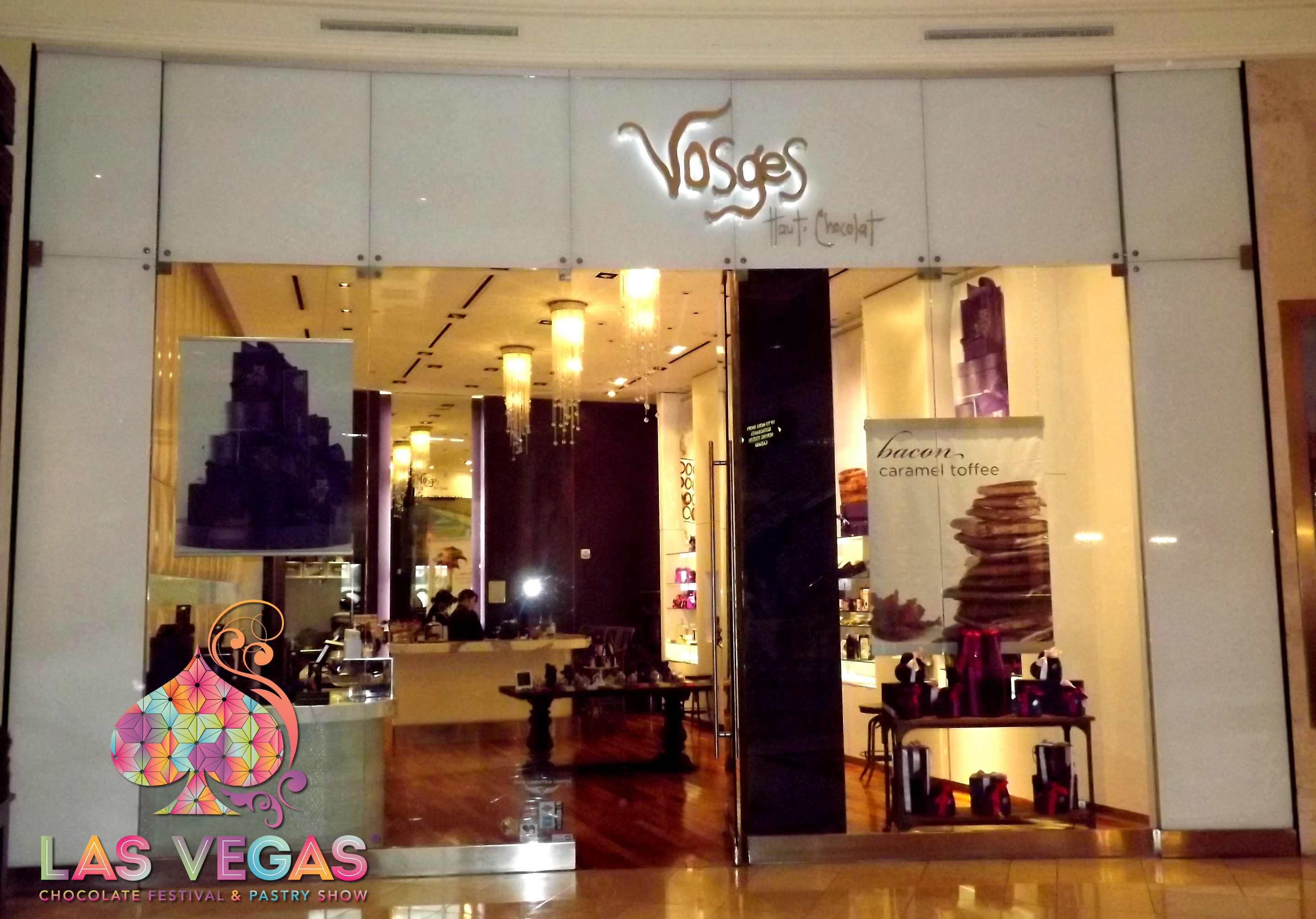 Vosges Haut Chocolat at the Las Vegas Chocolate Festival - Katrina ...